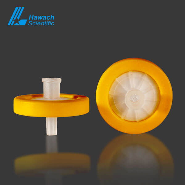 0.22um Disposable Hydrophobic PTFE Syringe Filters