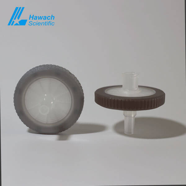 0.45 Disposable Hydrophilic PVDF Syringe Filters
