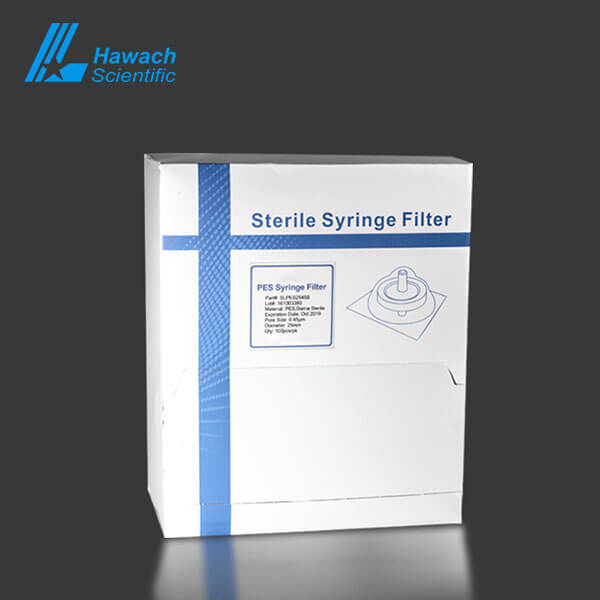 sterile PES Syringe Filters